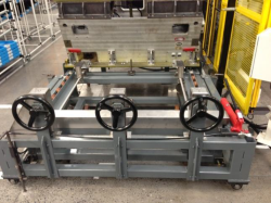 Image of Injection Mould Tool Exchange System