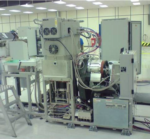 Image of Silicon Etch Tool